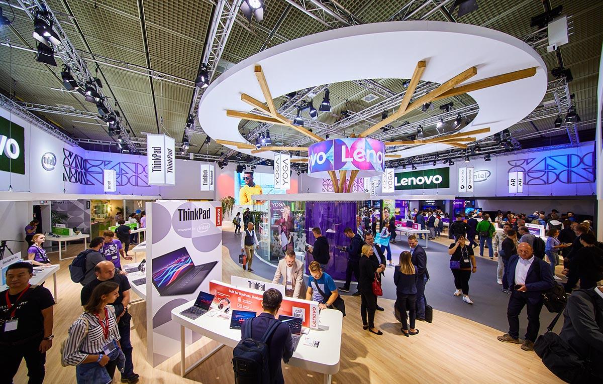 Lenovo IFA 2019 featured
