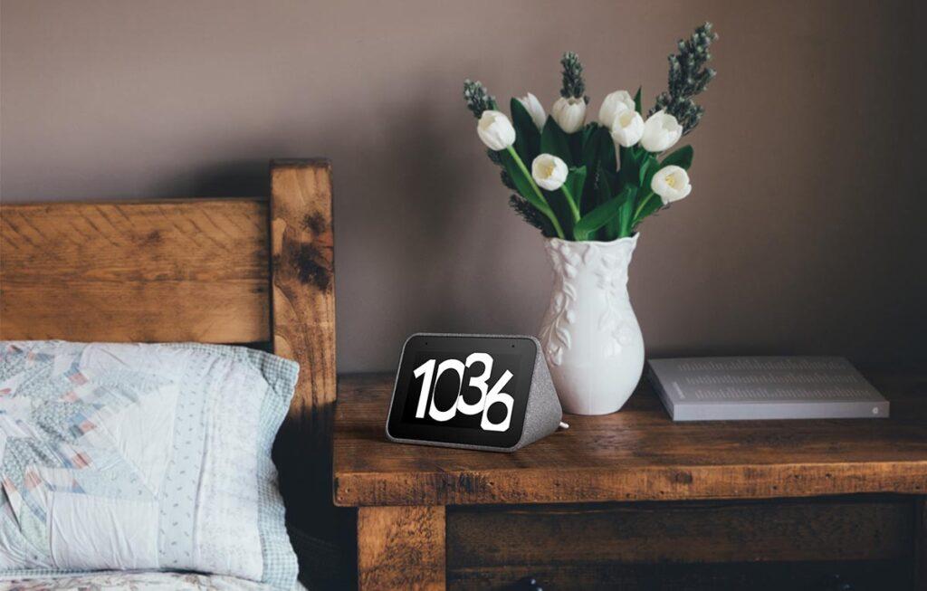 Lenovo Smart Clock - featured