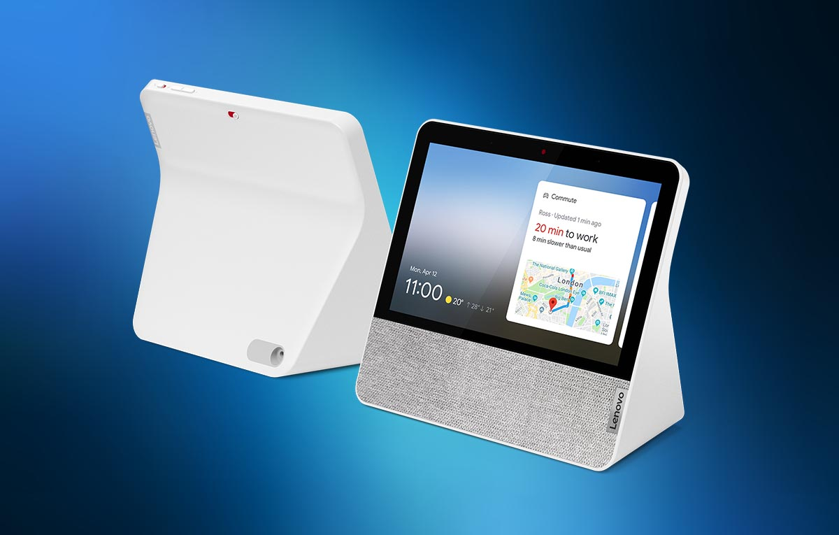 Lenovo Smart Display 7 - featured