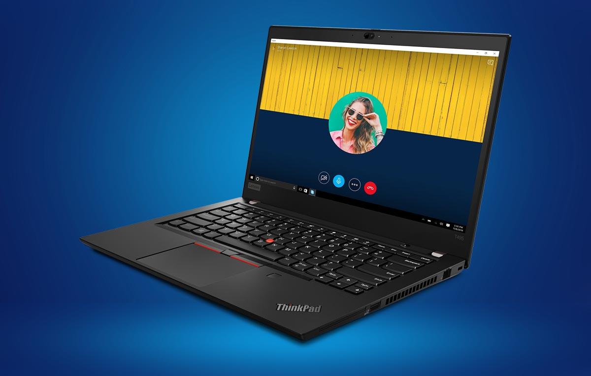 Lenovo ThinkPad AMD laptop