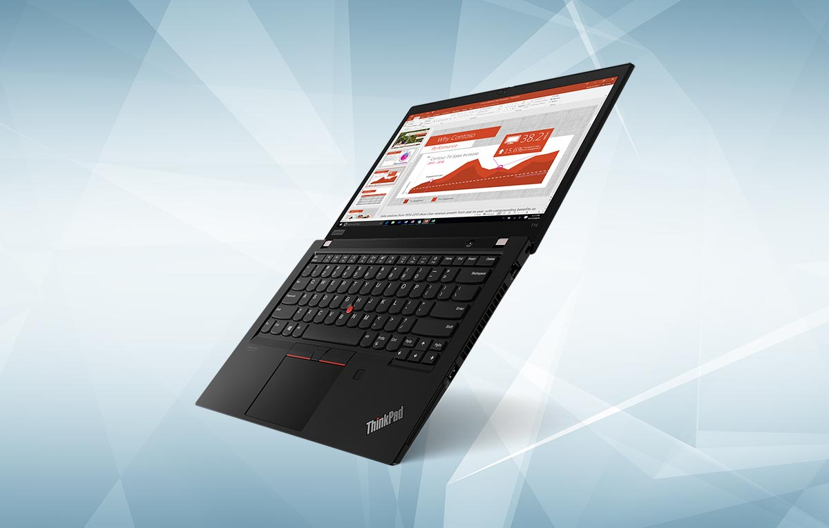 Lenovo ThinkPad T14 - featured
