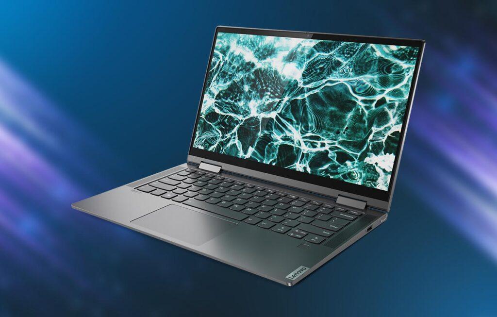 Lenovo Yoga C740 featured