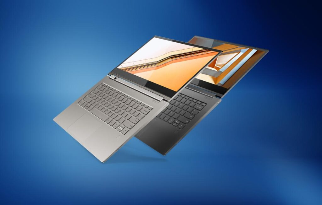 Lenovo Yoga C930 - featured