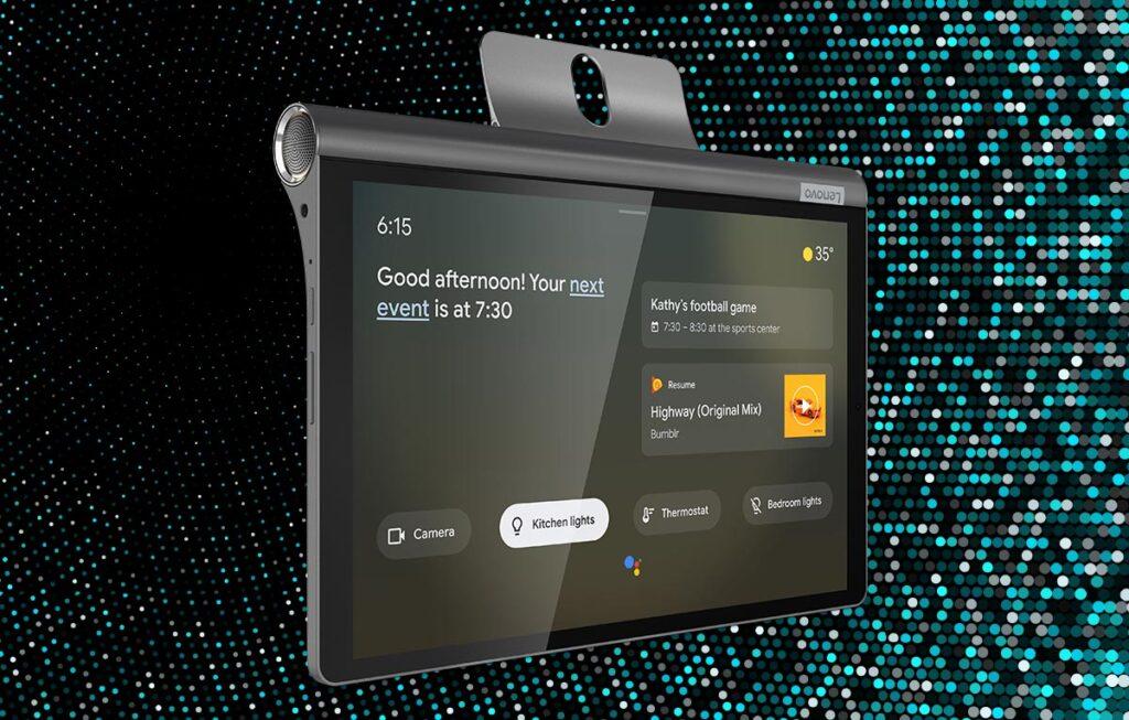 Lenovo Yoga Smart Tab featured