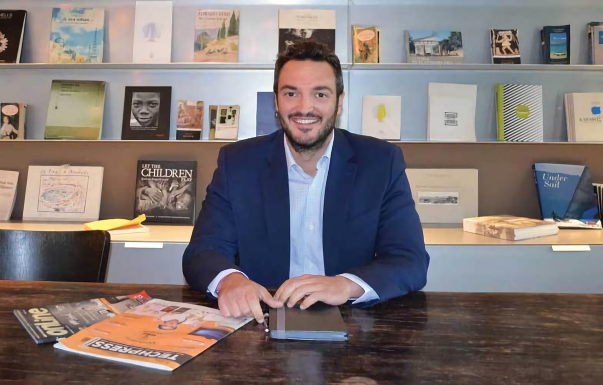 Panagiotis Makriniotis New Technology Online Interview