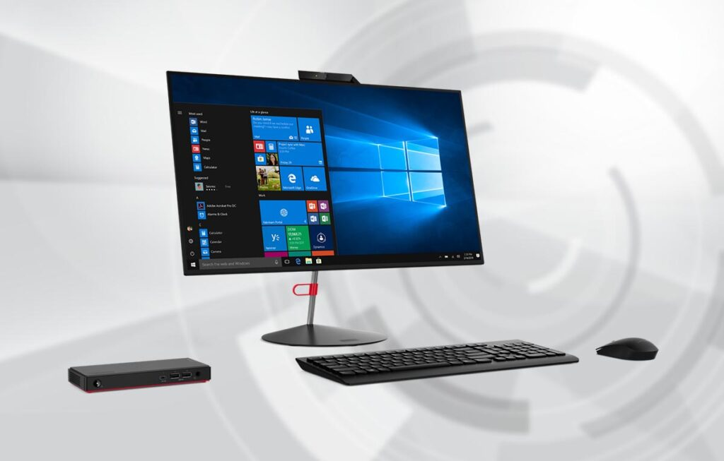 ThinkCentre Nano Lenovo - ft
