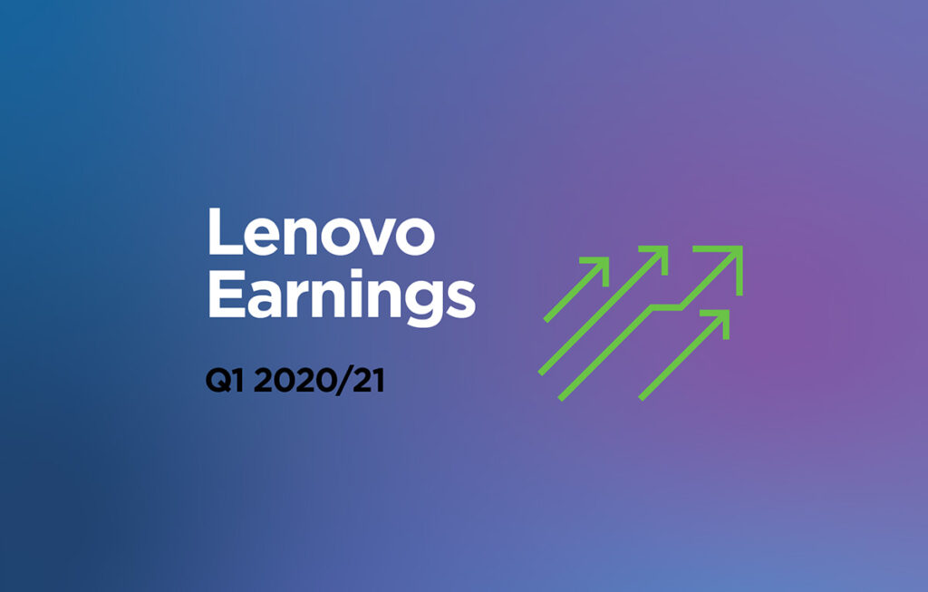 Lenovo Earnings Q1 2020-21 - featured