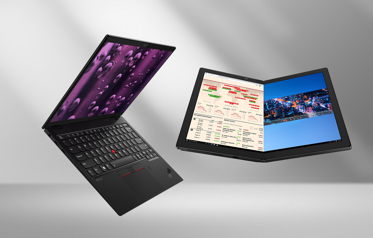 ThinkPad X1 Nano - X1 Fold Launch Press Release - featured