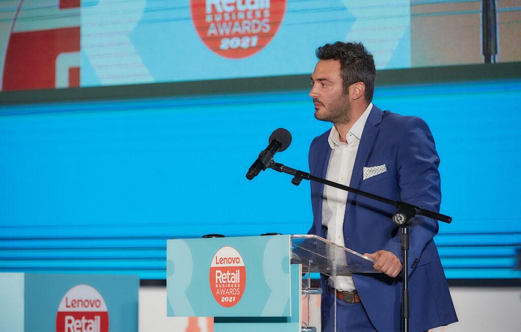 Lenovo RetailBusiness Awards 2021 ft